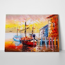 Venice oil painting 3 394574059 a
