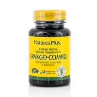 NATURE'S PLUS - Ginkgo Combo 120mg - 60caps