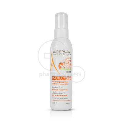 A-DERMA - PROTECT Enfant Spray SPF50+ - 200ml