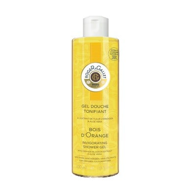(STOP)ROGER & GALLET - BOIS D' ORANGE Invigorating Shower Gel - 400ml