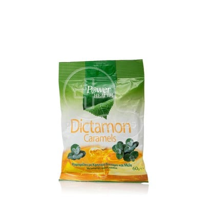 POWER HEALTH - Dictamon Caramels - 60gr
