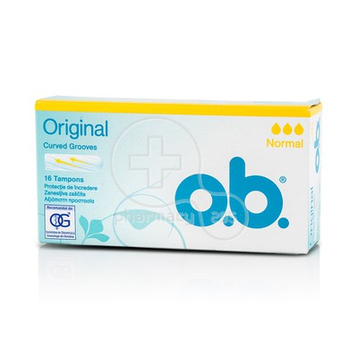 o.b. - Original Normal - 16pcs