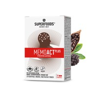 SUPERFOODS MEMOACT PLUS 30CAPS
