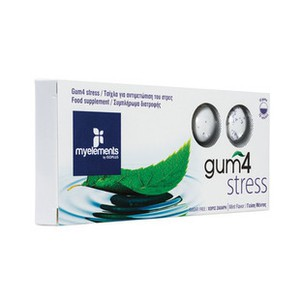 Myelements gum4 stress 10gums