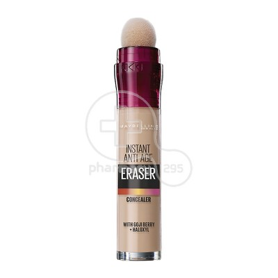 MAYBELLINE - INSTANT ERASER AGE REWIND Concealer (Light) - 6ml