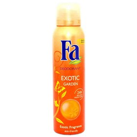 FA ΑΠΟΣΜΗΤΙΚΟ SPRAY EXOTIC GARDEN 150ML