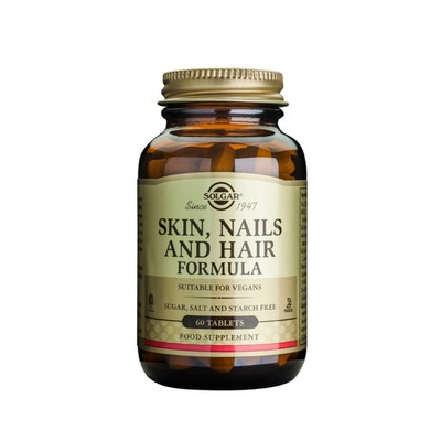 Solgar - Skin, Nails & Hair - 60tabs