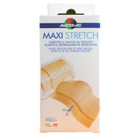 MASTER AID STRIPS MAXI STRETCH (ΜΕΤΡΟΥ) 8CM Χ 50CM