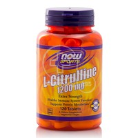 NOW - SPORTS L-Citrulline 1200mg - 120tabs