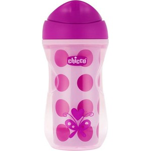 Chicco active cup pink