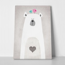 Cute polar bear 352696103 a