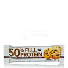 QNT 50% Full Protein Bar Chocolate Cookie, 50gr