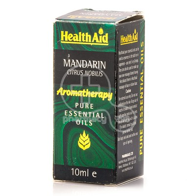 HEALTH AID - AROMATHERAPY Pure Essential Oil Mandarin - 10ml