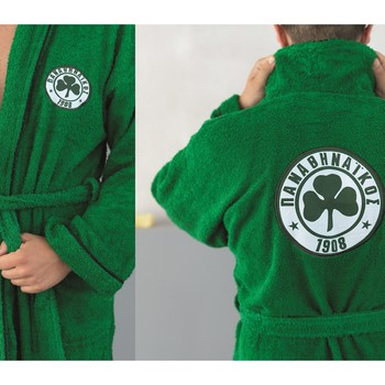 Μπουρνούζι Παιδικό Panathinaikos Young Official Team Licenced