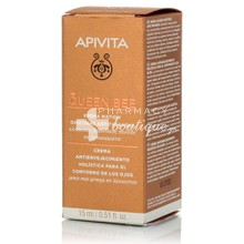 Apivita Queen Bee Kρέμα Ματιών, 15ml