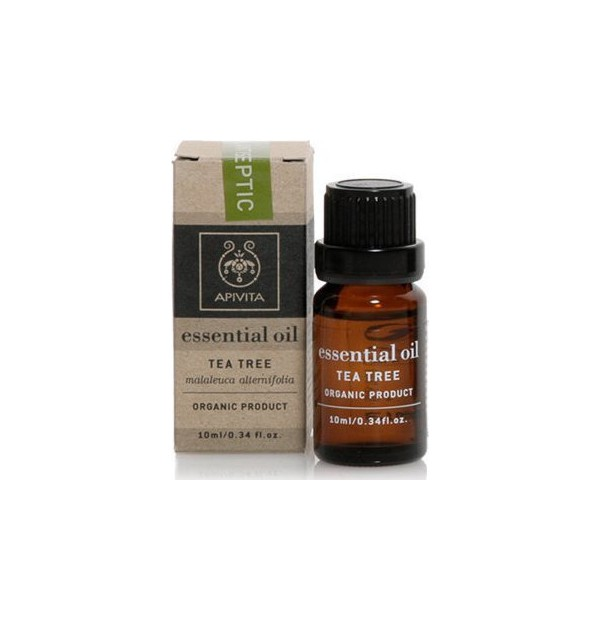 APIVITA ESS. TEA TREE ΤΕΙΟΔΕΝΤΡΟ 10ML