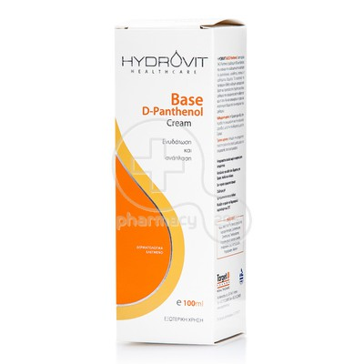 HYDROVIT - Base D-Panthenol Cream - 100ml