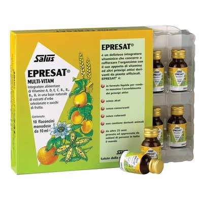 Power Health - Epresat Αμπούλες - 10x10ml