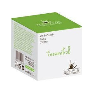 Aloe plus 24 hours face cream with resveratrol