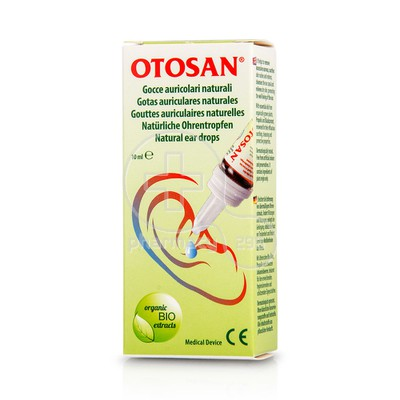 OTOSAN - Natural Ear Drops - 10ml