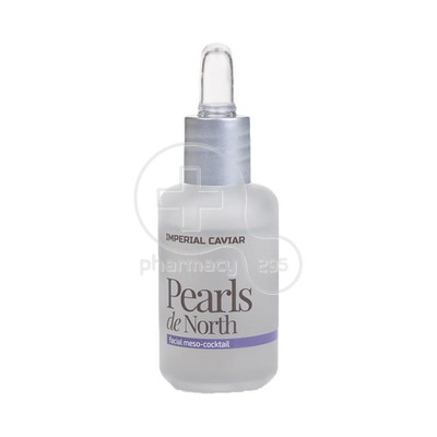 NATURA SIBERICA - FRESH SPA IMPERIAL CAVIAR Pearls de North Meso-Coctail Face Serum - 30ml