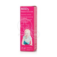 STARMEL - MED3 For Kids - 25ml