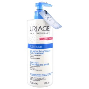 Uriage x mose anti itch soothing oil balm 500ml
