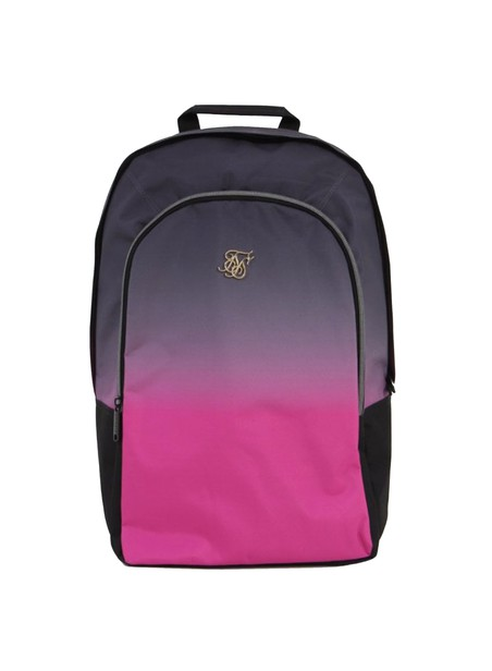 SikSilk Fade Backpack - Grey & Pink