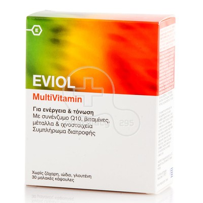 EVIOL - MultiVitamin - 30caps
