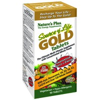 NATURES PLUS SOURCE OF LIFE GOLD 90TABL