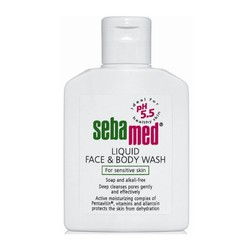 Sebamed Liquid Face and Body Wash 300ml