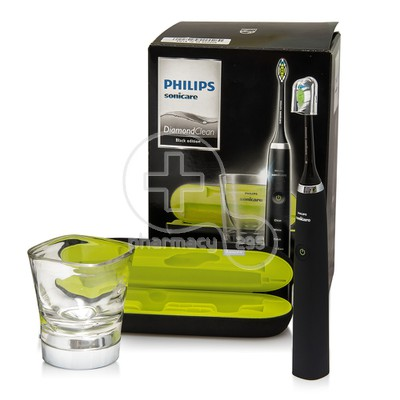 PHILIPS - Sonicare DiamondClean Black Edition HX9352/04