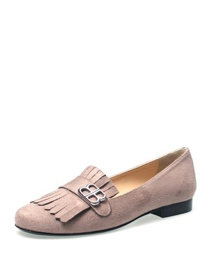 FASHION FLAT MOCCASIN - ANASTAZI BOURNAZOS