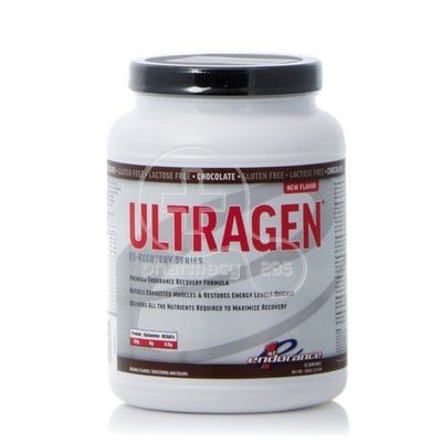 1st Endurance - Ultragen Chocolate - 1365gr