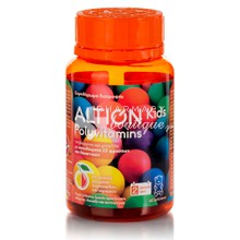 Altion Kids Polyvitamins, 60 ζελεδάκια