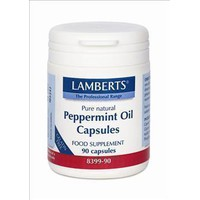 LAMBERTS PEPPERMINT OIL 100MG 90CAP