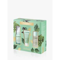 Caudalie Vinopure Set Blemish Control Infusion Serum 30ml & Purifying Gel Cleanser 30ml & Clear Skin Purifying Toner 50ml