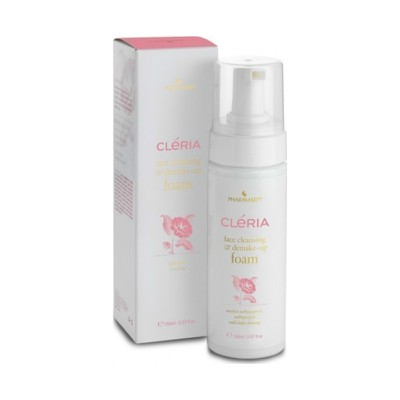 CLERIA - Face Cleansing & Demake Up Foam - 150ml