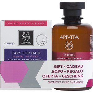 Apivita women tonic set