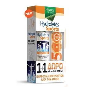 Power health hydrolytes sports