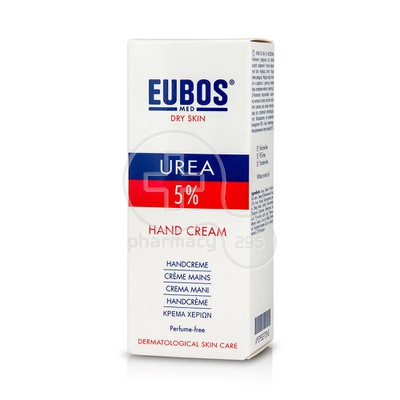 EUBOS - UREA 5% HAND CREAM 75ml