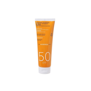 Sunscreen body   face emulsion yoghurt spf50  250ml