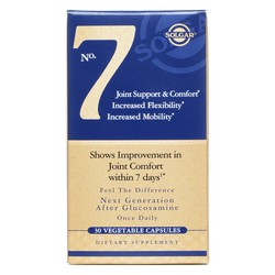 Solgar No 7 Joint Support & Comfort 30vcaps