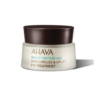AHAVA BEAUTY BEFORE AGE DARK CIRCLES & UPLIFT EYE TREATMENT 15ML