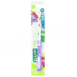 Gum Kids Toothbrush 3-6 years old