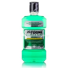 Listerine Teeth & Gum Defence (Fresh Mint) - Tερηδόνα, 500ml