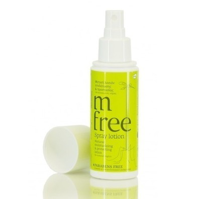 Benefit m free spray lotion