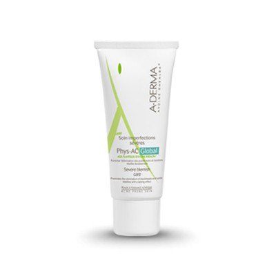 A-DERMA - PHYS-AC Global Cream - 40ml