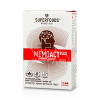 SUPERFOODS - MemoAct Plus - 30caps