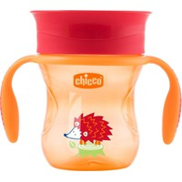 Chicco Perfect Cup 12m+ Πορτοκαλί 200ml 06951-30